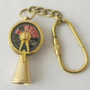 Ship Engine Order Telegraph Keychain - EOT